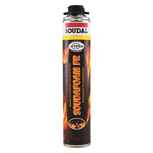 Soudal Soudafoam Fire Gun, 750 ml