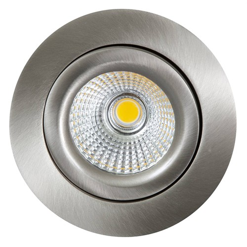Sandy LED-downlight 7W dimbar IP44 Aluminium