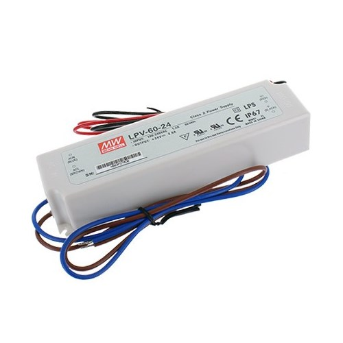 Meanwell Led driver LPV 60-24V