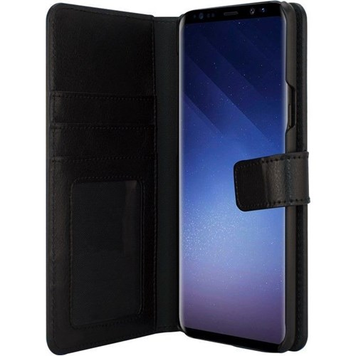3SIXT NeoCase 2in1 etui for Samsung Galaxy S9+ Sort