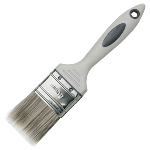 79005 Silver Flat pensel superfinish 2-k 50mm (krt 12)