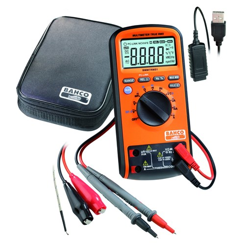 Bahco multimeter BMMTRMS1