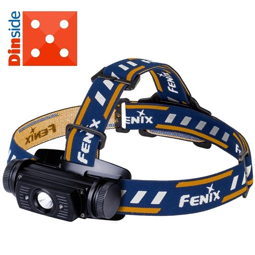Fenix Hodelykt HL60R LED Sort